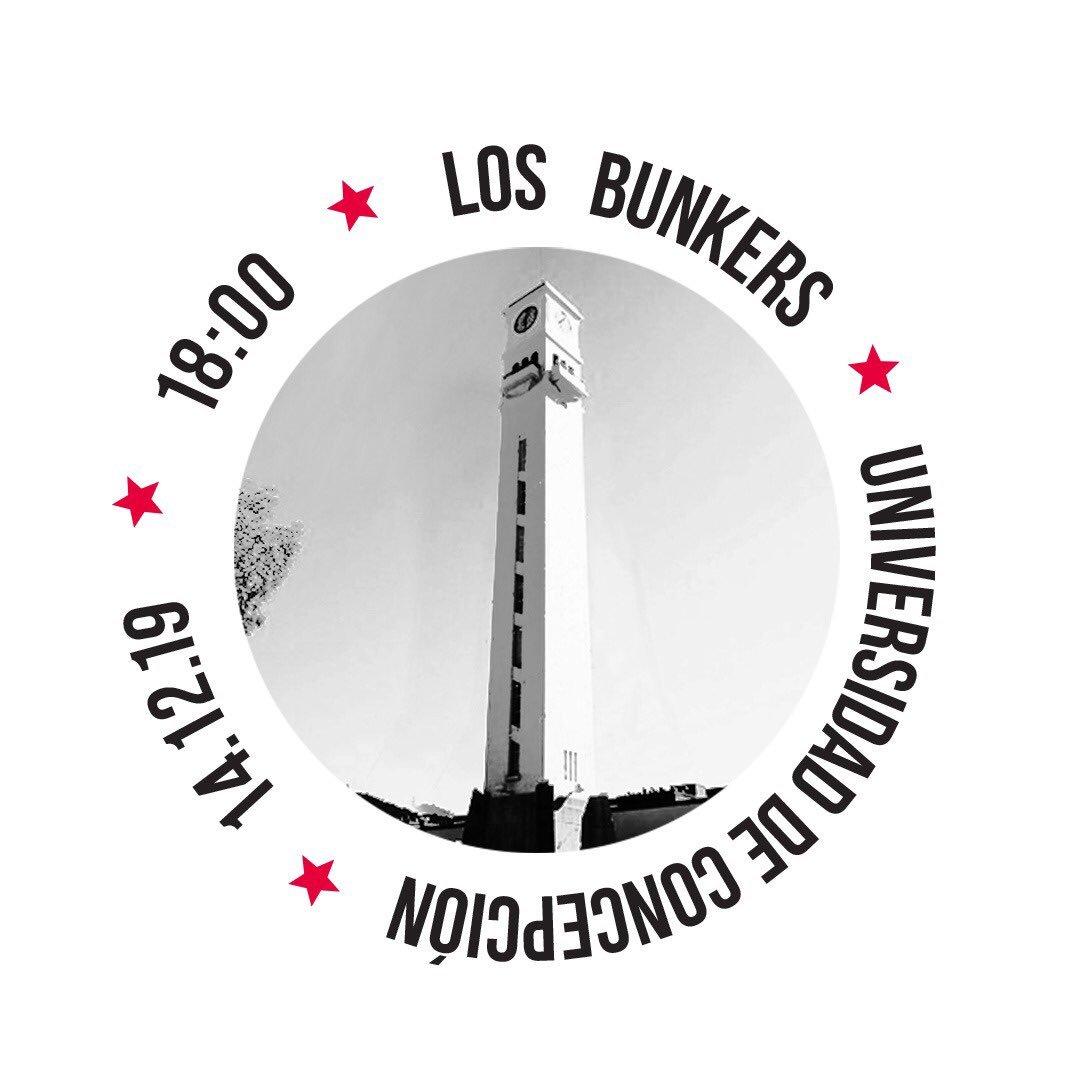 ¡Los Bunkers están de vuelta! La banda se presentó ayer en Chile y hoy volverán a tocar tras cinco años de ausencia