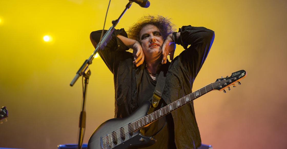 La Guía 100% real no fake para disfrutar el concierto de The Cure en el Foro Sol