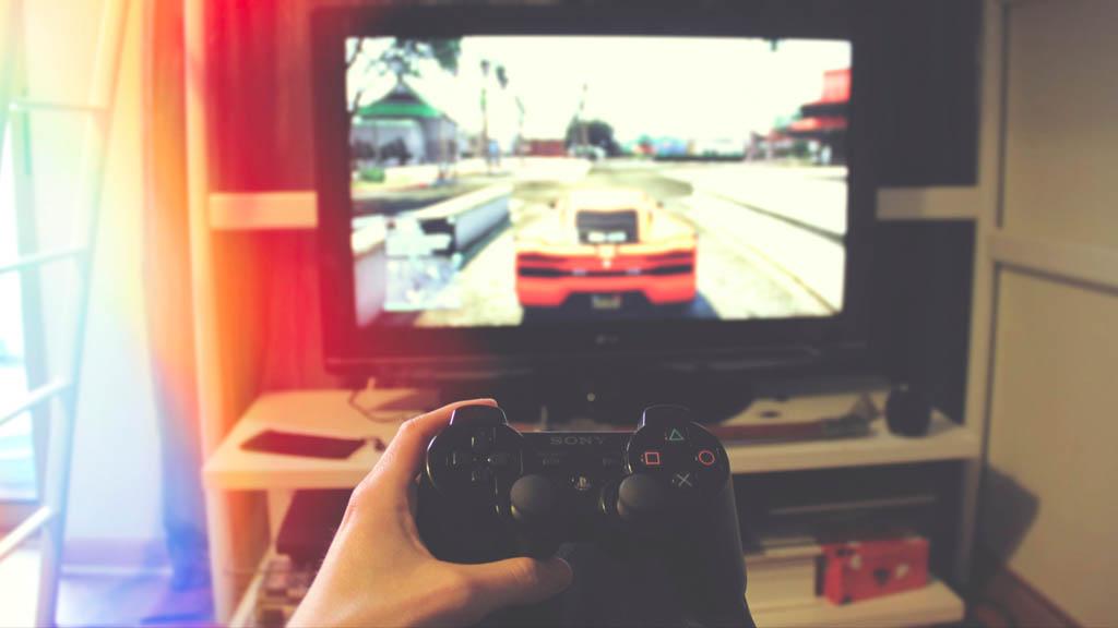 Videojuegos juegos control