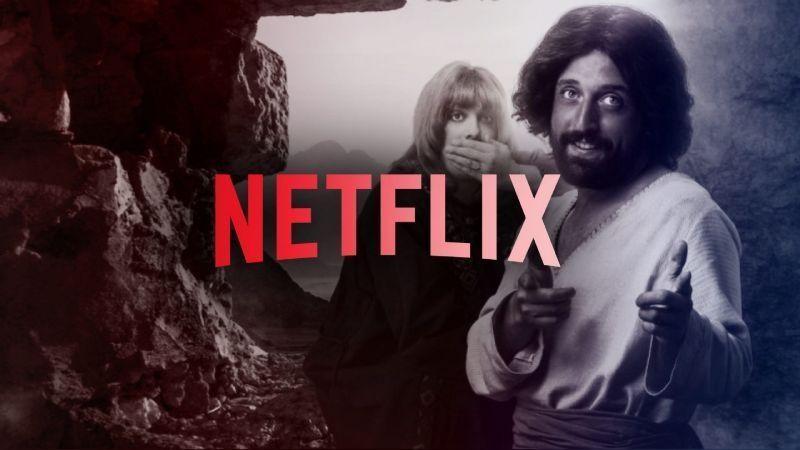 """Las protestas en contra de Netflix por """"La primera tentación de Cristo"""""""