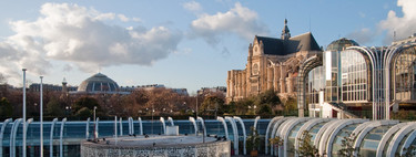 Los Halles se renuevan: la Bolsa de Comercio de París, de sala de granos a museo