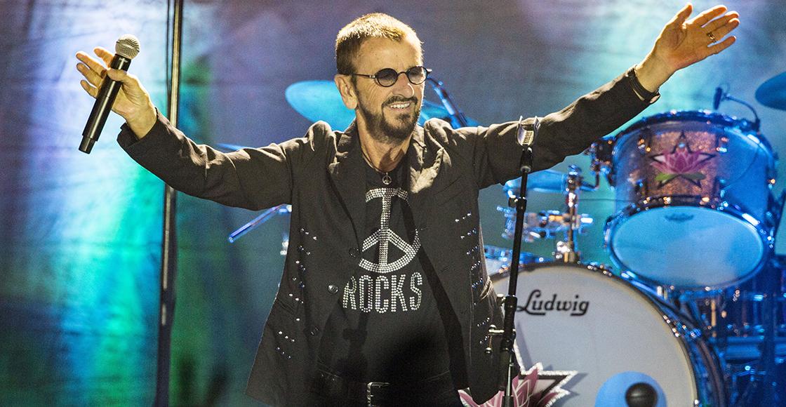 Ringo Starr nos contó sobre su nuevo disco, el documental de The Beatles y más