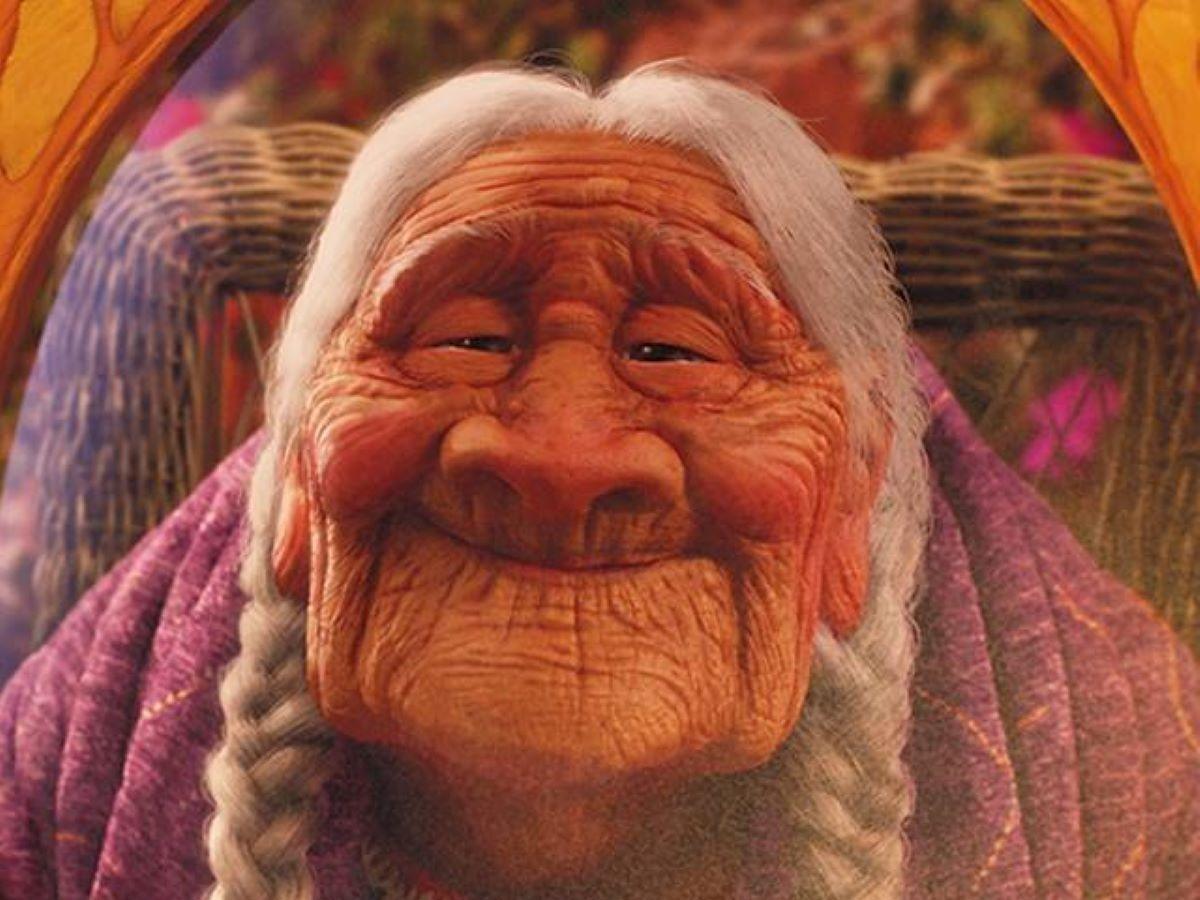 'Mamá Coco' de la vida real celebró su cumpleaños 108 con un pastel del personaje