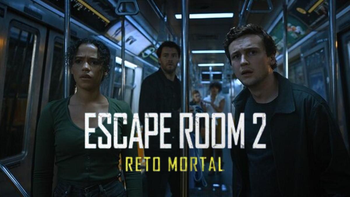Escape Room película