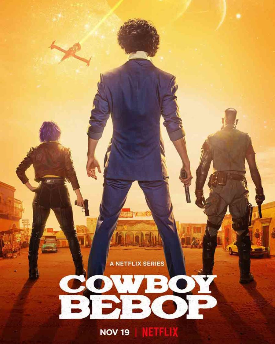 Cowboy Bebop live action estreno