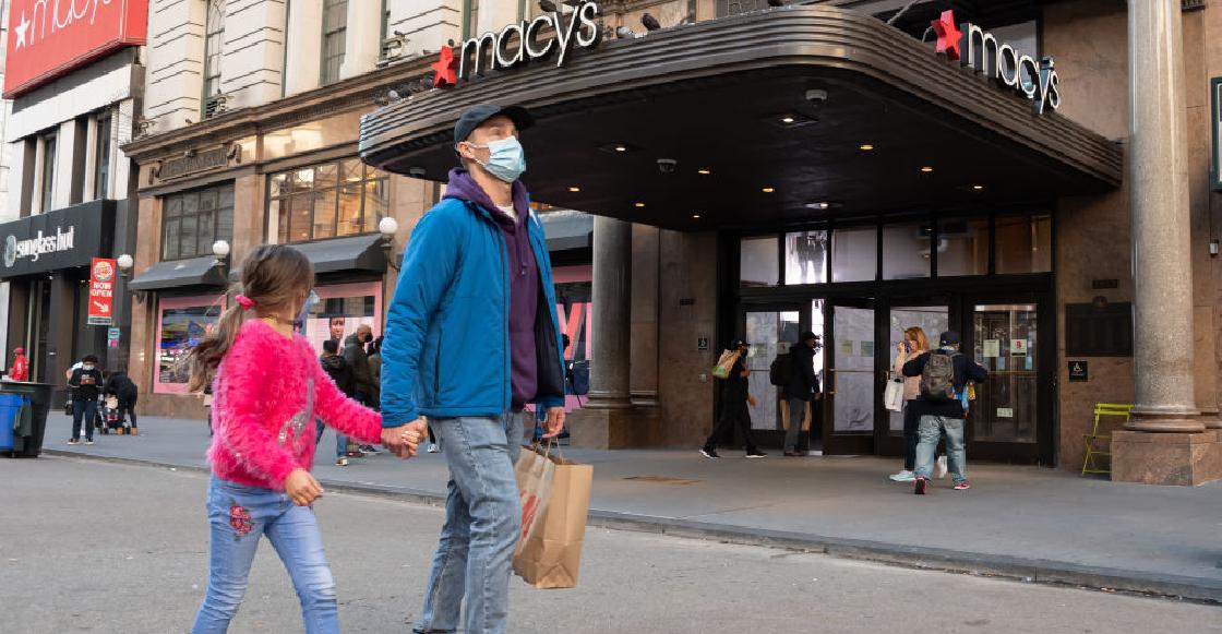 Niegan servicio en una tienda a un hombre y su hija ¡por usar cubrebocas!