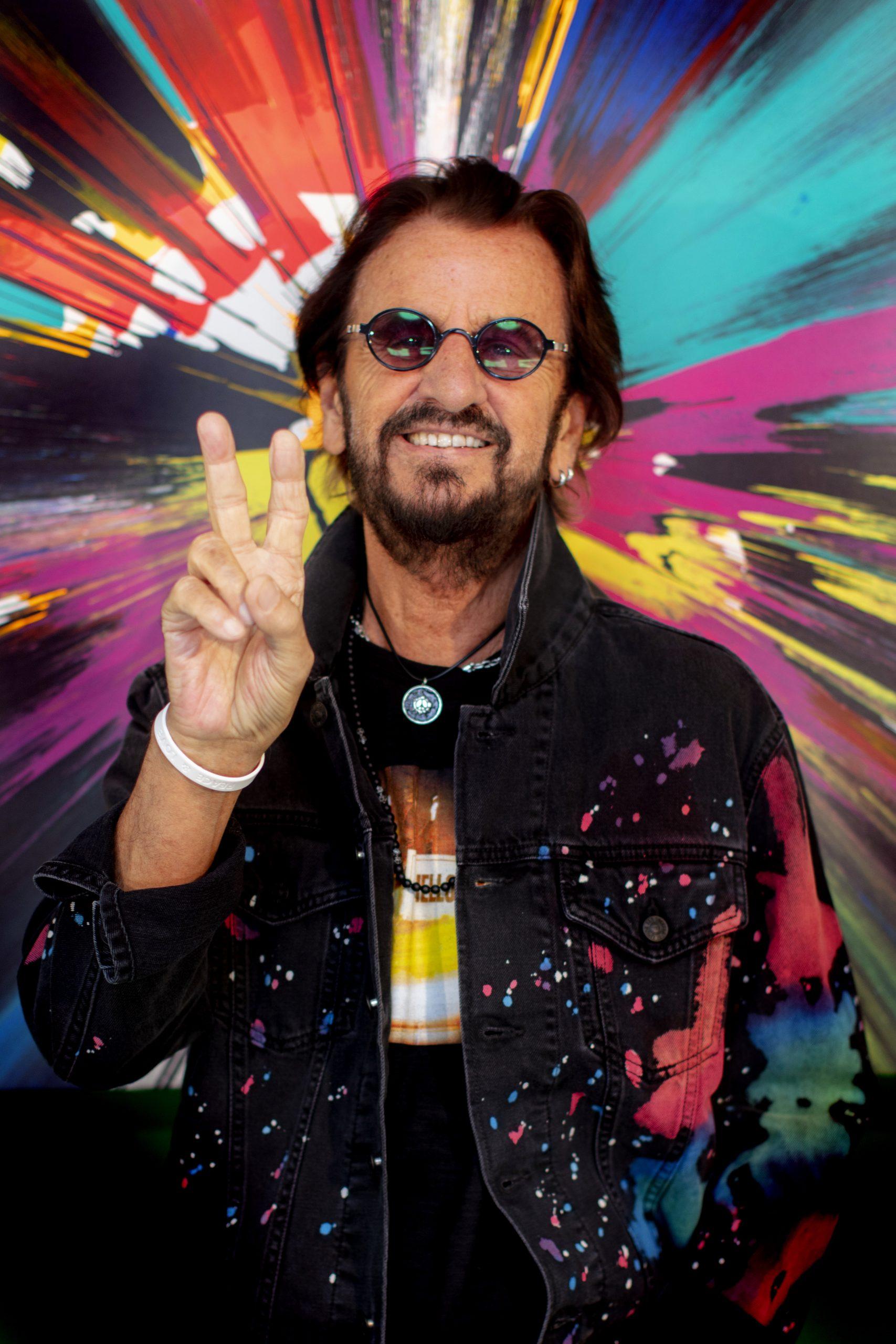 Ringo Starr nos cuenta sobre su nuevo EP y el mejor recuerdo de Charlie Watts